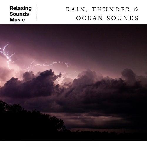 Rain, Thunder & Ocean Sounds by Rain Radiance
