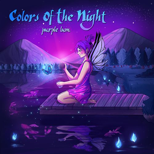 Colors of the Night by Purple Lum