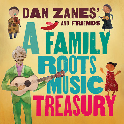 A Family Roots Music Treasury de Various Artists
