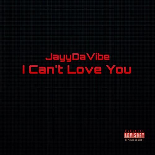 I Can't Love You de JayyDaVibe