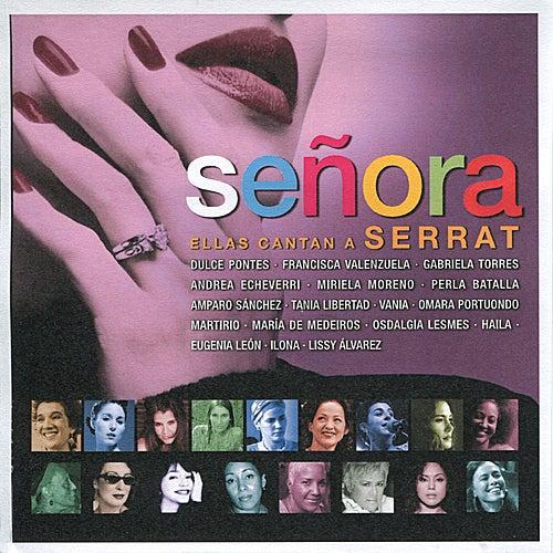 Señora: Ellas Cantan a Serrat de Various Artists