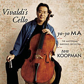 Vivaldi's Cello (Remastered) by Various Artists