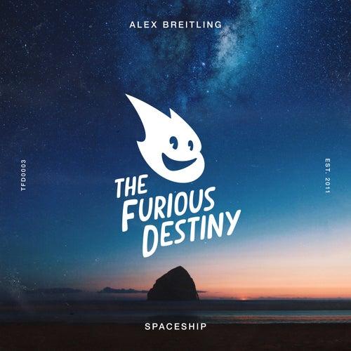 Spaceship by Alex Breitling