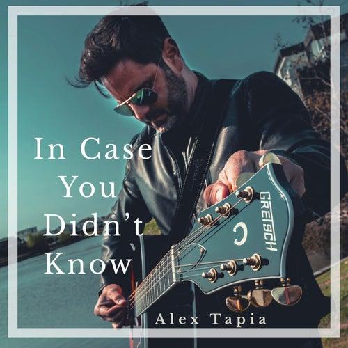In Case You Didn't Know de Alex Tapia