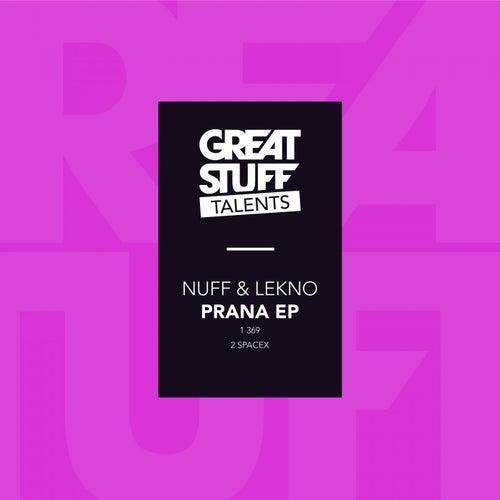 Prana EP by Nuff!