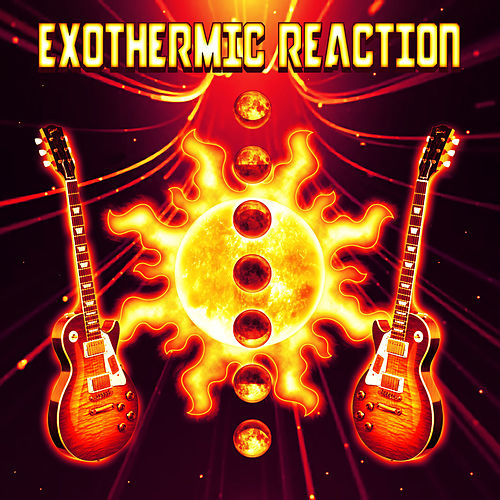 Sixth Moon of the Seventh Sun by Exothermic Reaction
