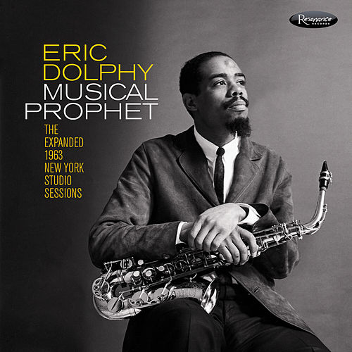 Musical Prophet: The Expanded 1963 N.Y. Studio Sessions de Eric Dolphy