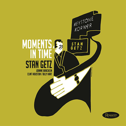 Moments in Time by Stan Getz