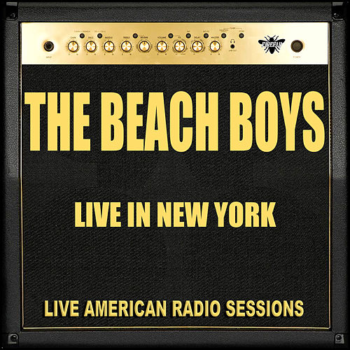 Live in New York (Live) de The Beach Boys
