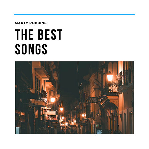 The Best Songs di Marty Robbins