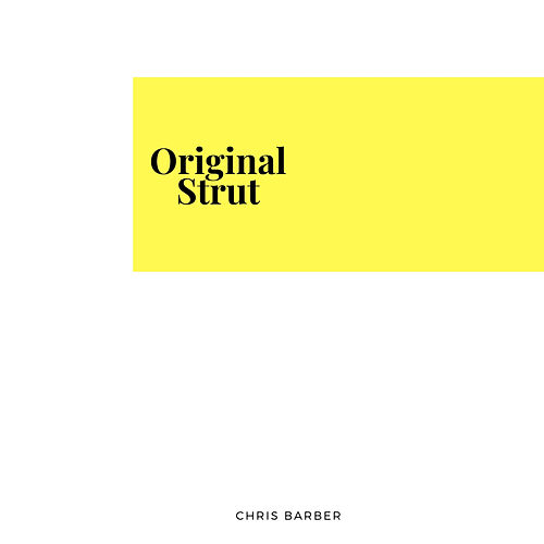 Original  Strut von Chris Barber