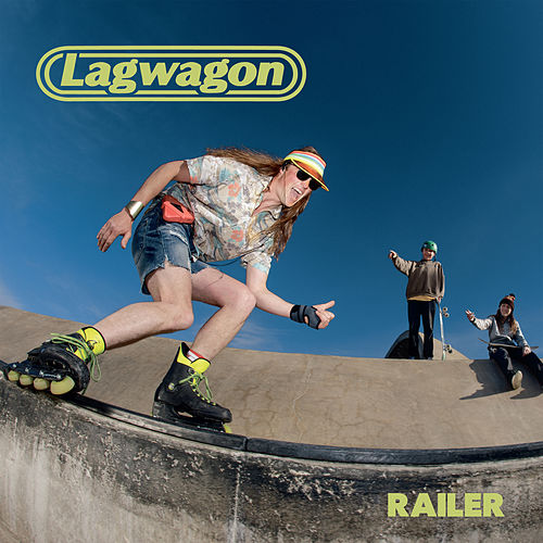 Surviving California de Lagwagon