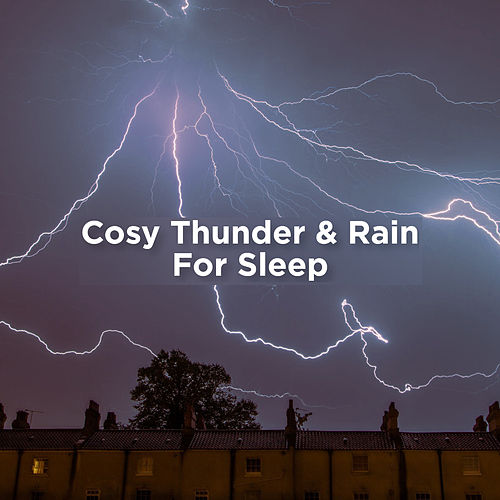 Cosy Thunder & Rain For Sleep de Thunderstorm Sound Bank