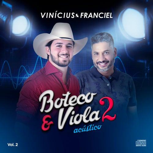 Boteco e Viola Acústico, Vol. 2 - Acústico von Vinícius