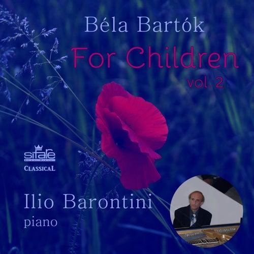Bartók: For Children, Vol. 2 von Ilio Barontini