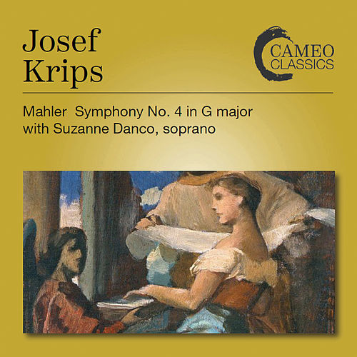 Mahler: Symphony No. 4 in G Major (Live) de Josef Krips