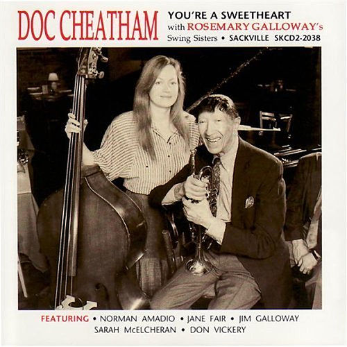 You're a Sweetheart by Doc Cheatham