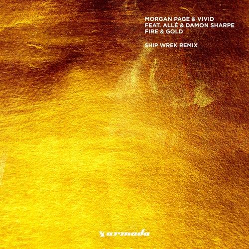 Fire & Gold (Ship Wrek Remix) de Morgan Page