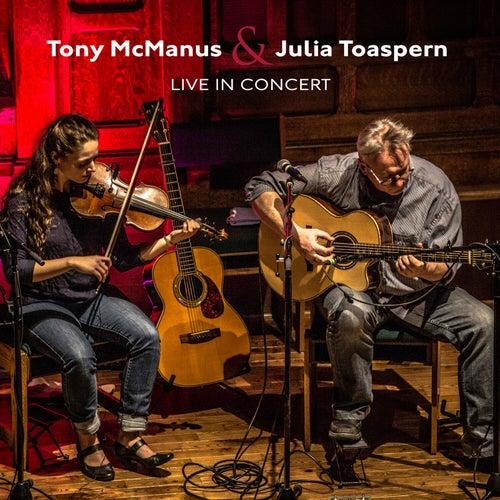 Tony McManus & Julia Toaspern: Live In Concert (Live) de Tony McManus