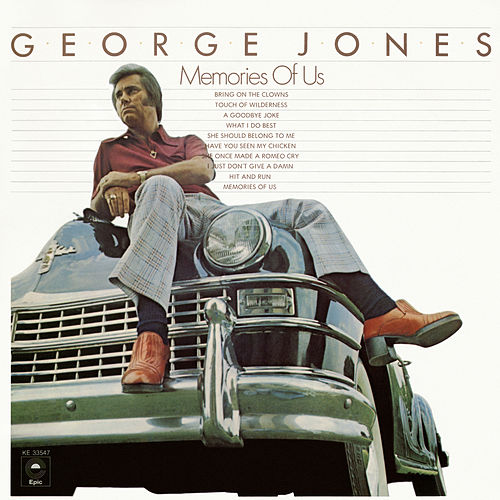 Memories of Us by George Jones