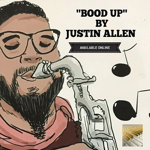 Bood Up by Justin Allen