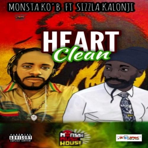 Heart Clean (feat. Sizzla) by Monsta Ko'B