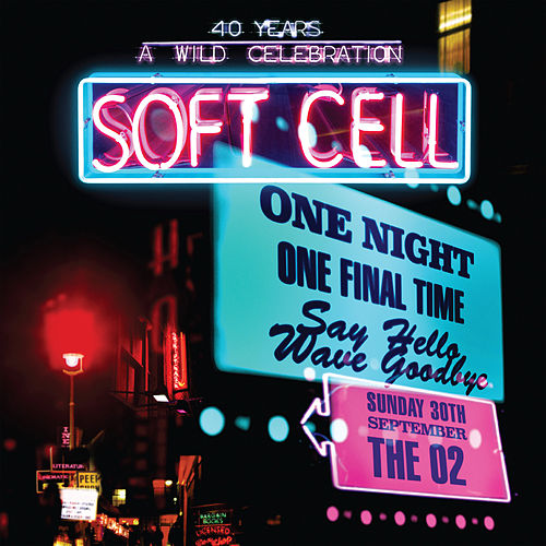 Say Hello, Wave Goodbye by Soft Cell