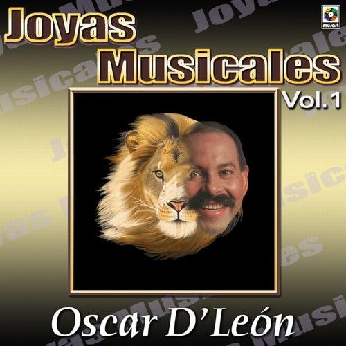 Joyas Musicales: El León de la Salsa, Vol. 1 de Oscar D'Leon