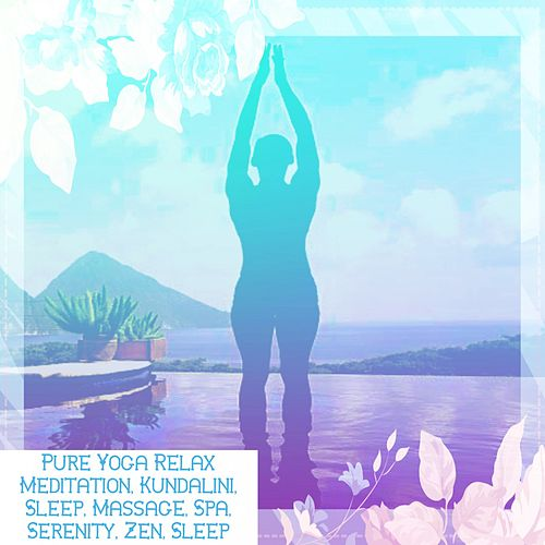 Pure Yoga Relax: Meditation, Kundalini, Sleep, Massage, Spa, Serenity, Zen, Sleep de Various Artists