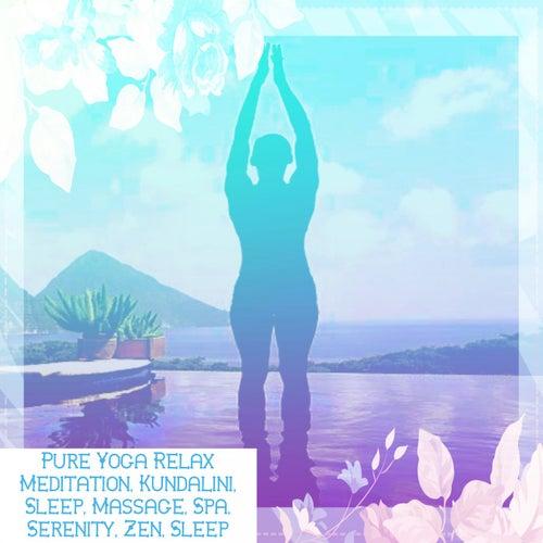 Pure Yoga Relax: Meditation, Kundalini, Sleep, Massage, Spa, Serenity, Zen, Sleep de Various Artists