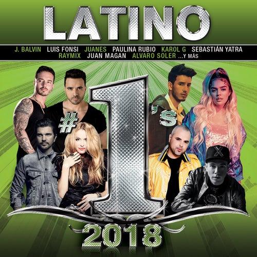 Latino #1´s 2018 de Various Artists