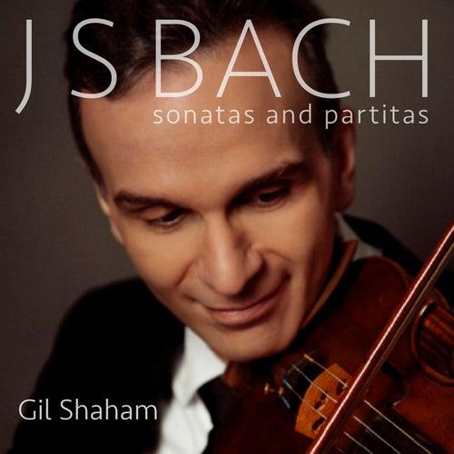 Bach: Sonatas and Partitas, BWV 1001 - BWV 1006 de Gil Shaham