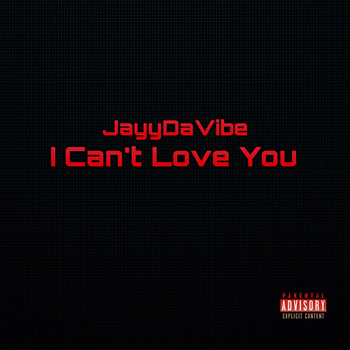 I Can't Love You de JayyDaVibe