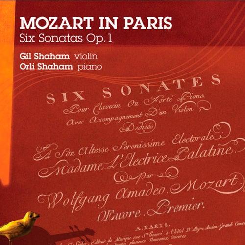 Mozart in Paris: 6 Sonatas, Op. 1 de Gil Shaham
