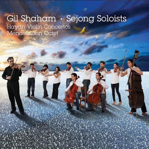Haydn: Violin Concertos Nos. 1 & 4 - Mendelssohn: Octet for Strings de Gil Shaham