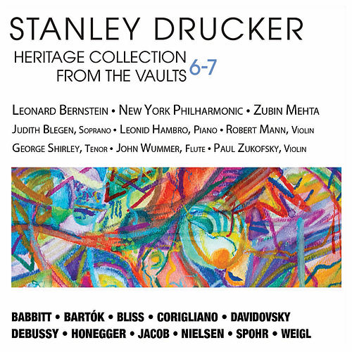 The Heritage Collection: From The Vaults (Disc 6-7) de Stanley Drucker