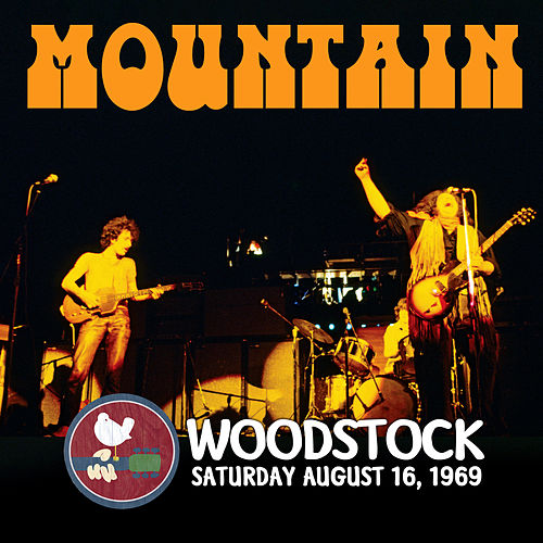 Live at Woodstock by Mountain