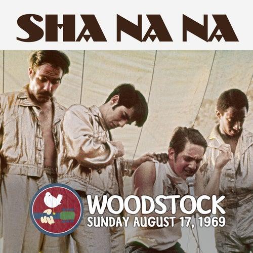 Live at Woodstock de Sha Na Na