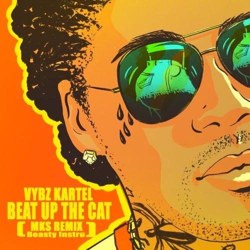 Beat up the Cat (MKS Remix Boasty Instru) by VYBZ Kartel