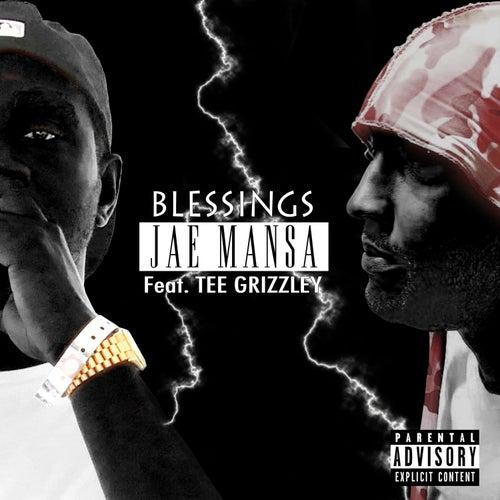Blessings (feat. Tee Grizzey) von Jae Mensa
