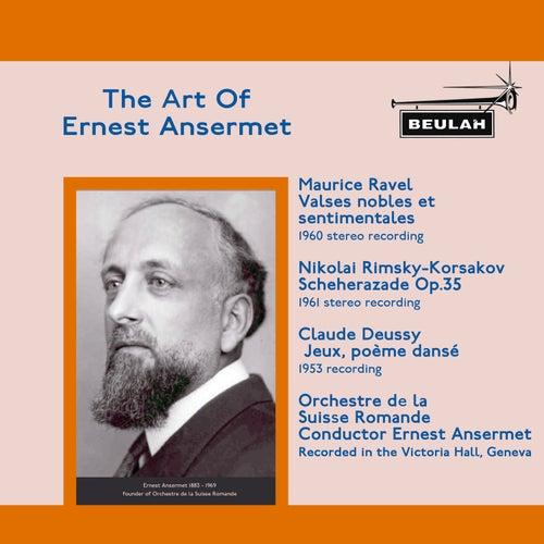 The Art of Ernest Ansermet von Ernest Ansermet