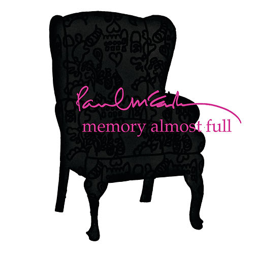 Memory Almost Full de Paul McCartney