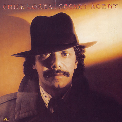 Secret Agent von Chick Corea