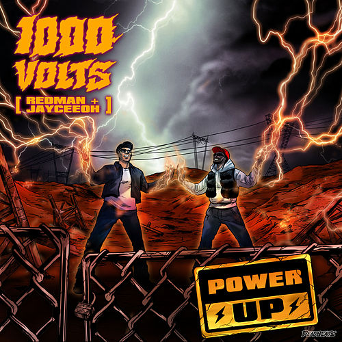 Power Up von 1000volts