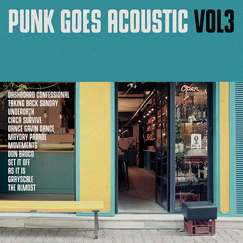Punk Goes Acoustic, Vol. 3 di Punk Goes