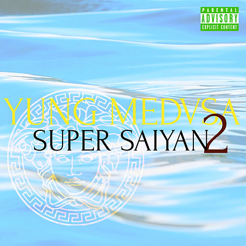 Super Saiyan 2 by Yung Medvsa