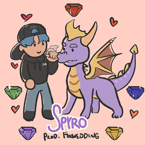 Spyro by Cold Hart
