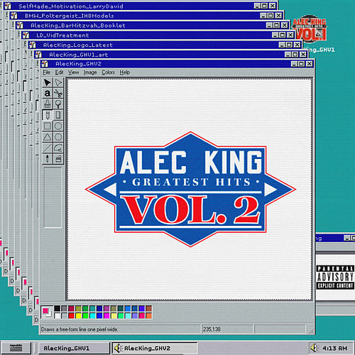 Greatest Hits Vol. 2 by Alec King