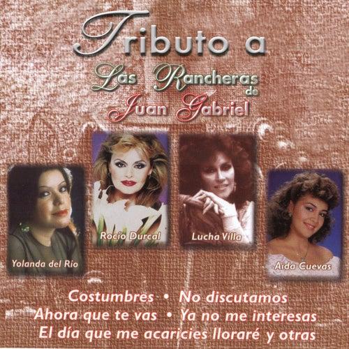 Las Rancheras De Juan Gabriel by Various Artists