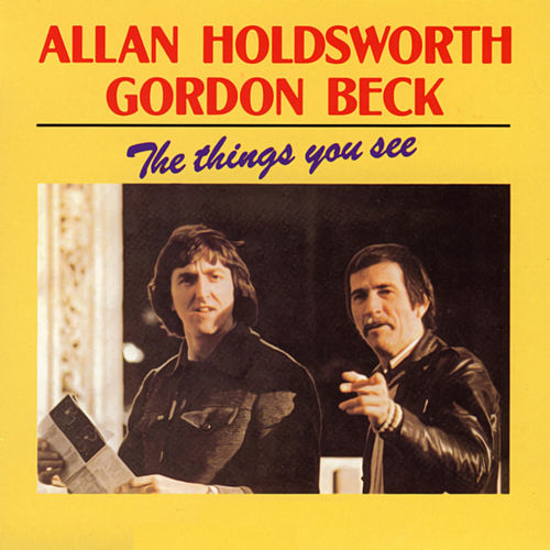 The things you see von Allan Holdsworth